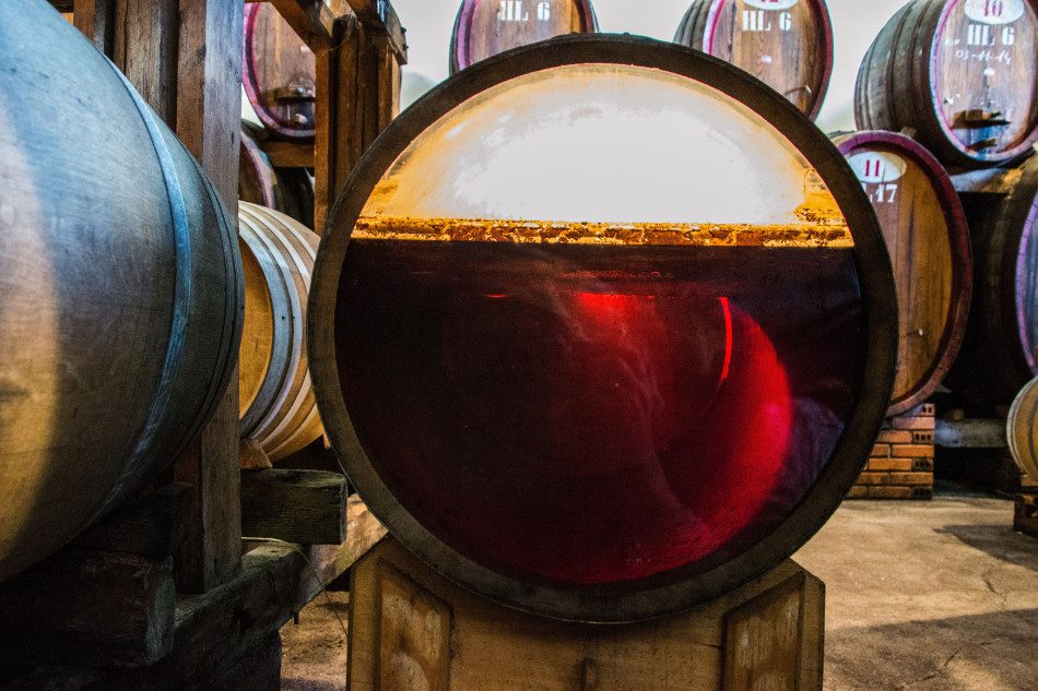 Vernaccia di Oristano – einer der ältesten und edelsten Weine Sardiniens