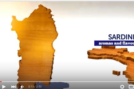 Food from Sardinia – kleiner englischsprachiger Beitrag des italienischen Fernsehens zur EXPO