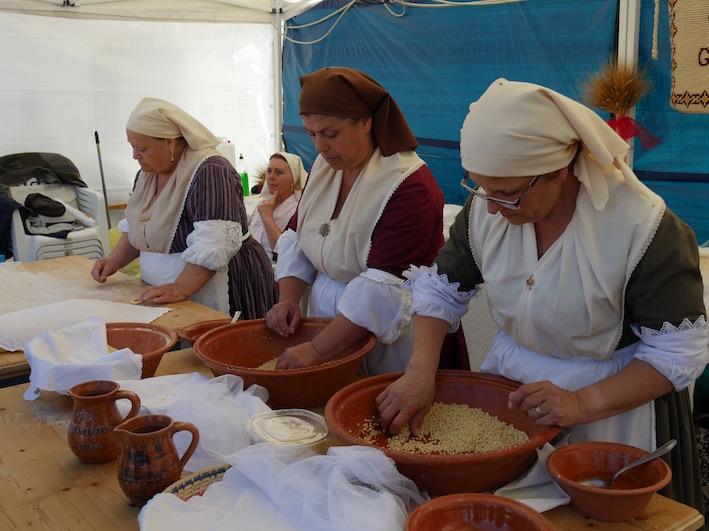 Fregola oder Hand gemacht – wie in alten Zeiten