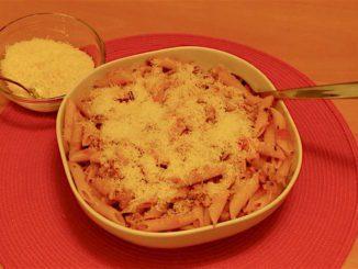pastagerichte mit fleisch