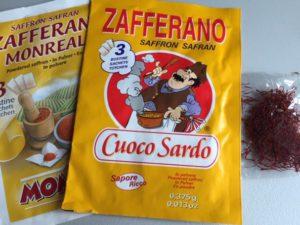 Zafferano di Sardegna