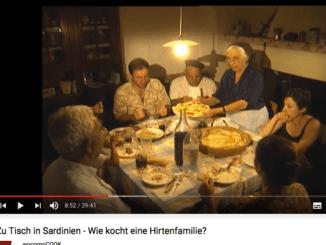 Sardinien Auf Den Tisch Die Kulinarische Welt Einer
