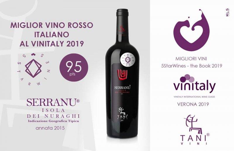 Bester Rotwein Italiens 2019