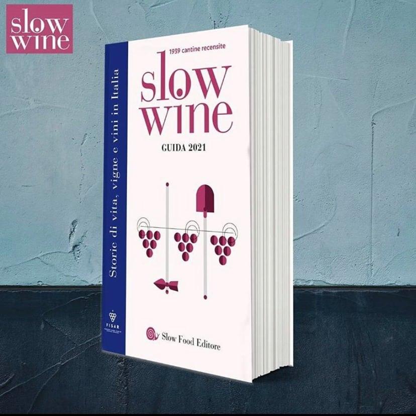 Die neue Ausgabe 2021 des beliebten Wein-Führeres Slow Win